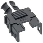 Product image for Mega-Fit receptacle backshell, 8P