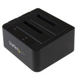 Product image for Startech USB 3.1 Dual Bay HDD/SSD Dock
