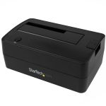 Product image for Startech USB 3.1 Single Bay HDD/SSD Dock