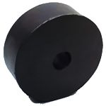 Product image for Cyl Mt 15mmODx15mm highx6.5mm ID 55 shA