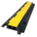Product image for H/D cable protector dual 2 chnl 32/38mm