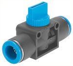 Product image for 2/2 Shut-off Valve 12mm Push-in