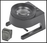 """Product image for 10 X ILLUMINATED DESK  MAGNIFIER  1"""""""