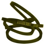 Product image for SPA Section Wrapped Wedge Belt 1900mm L