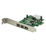 Product image for 3 Port PCI-E 1394b FireWire 800 Card