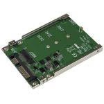 Product image for M.2 NGFF SSD to 2.5in SATA SSD Converter