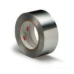 Product image for 3M 425 Conductive Aluminium Tape 0.12mm, W.38mm, L.55m