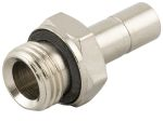 Product image for MALE ADAPTOR - BSPP  4- M5