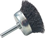 Product image for WIRE CUP BRUSH,55MM DIA