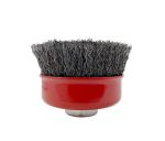 Product image for CRIMP WIRE CUP BRUSH,100MM DIA M14X2MM