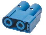 Product image for Crimp Housings, 211942 for use with 6.00mm Female Crimp Socket 204608, 6.00mm Terminal Retention Housing 211888