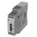 Product image for Carlo Gavazzi Inductive Proximity Sensor - Rectangular, SPDT Output, IP30, Screw Terminal