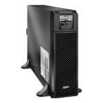 Product image for APC 5000VA UPS Uninterruptible Power Supply, 230V Output, 4.5kW
