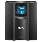 Product image for APC 1000VA UPS Uninterruptible Power Supply, 230V Output, 600W