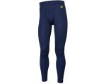 Product image for Helly Hansen HH Lifa Navy Hi-Vis Polypropylene Trousers Waist Size 36in