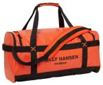 Product image for HH DUFFEL BAG 50L- DARK ORANGE
