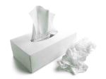 Product image for RS PRO Box of 100 White Paper Wipes for General Cleaning Use