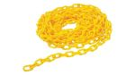 Product image for Rubbermaid Commercial Products Yellow Barrier & Stanchion Chain