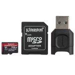 Product image for Kingston 256 GB MicroSDXC Card Class 10