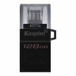 Product image for Kingston 128 GB microDuo3 G2 Micro SD Card