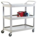 Product image for Gry 3shelf hygienetrolley,1030x960x510mm