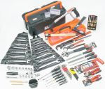Product image for Bahco service engineers tool kit