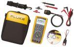 Product image for Fluke 287 Multimeter & FVF Software kit