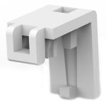 Product image for 2w IDC closed end strain relief cover