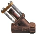 Product image for 1/2in. Sight Check Valve BSP