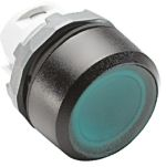 Product image for Push Button 22mm Illuminated Grn Moment