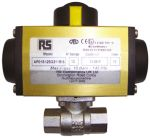 Product image for 2in. BSP Brass B/Valve w/ SR Actuator