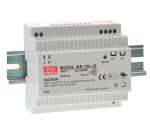 Product image for DR-100 series, 100 watt Din Rail 24Vdc