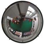 Product image for Hemispherical Acrylic Mirror Dia 90 cm