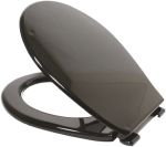 Product image for Black International WC Seat Polyprop