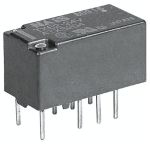 Product image for Relay,DPDT-NO/NC,1A,12DC,30DC,2 Coil