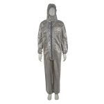 Product image for 4570 Protective Coverall, Grey, XL