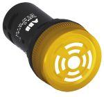 Product image for Buzzer Illuminated 24V AC/DC Yellow