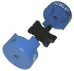 Product image for SKF Jaw Coupling Complete, size 70
