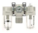 Product image for Air Filter, Regulator, Lubricator 1/4NPT