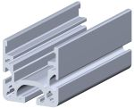 Product image for Roller guide rail, 1m