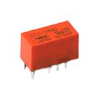 Product image for Relay Signal 2FormC 24V 10uA