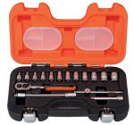 """Product image for 1/4"""" SOCKET SETS, INCHES"""