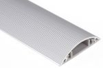 Product image for Aluminium floor surface trunking 50mm