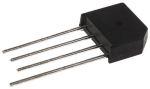 Product image for Bridge Rectifier 600V 4A 1-Phase KBL