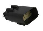 Product image for MX150 sealed crimp plug housing, 12P