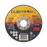 Product image for 3M Cubitron II grinding wheel 125mmx7mm