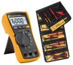 Product image for Digital multimeter, lead and probe set