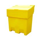 Product image for 200 Litre Yellow Grit Bin