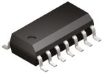 Product image for 4:1 video multiplexer,AD8184A SOIC14