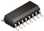 Product image for Analog SW Quad SPST 22V/ 25V